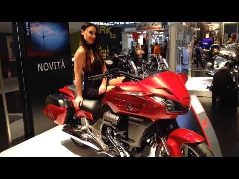 Vídeos CF Moto