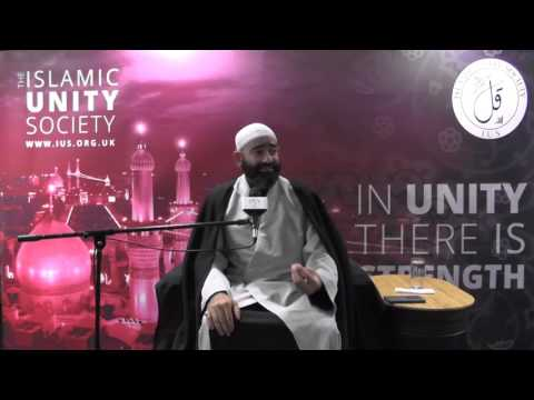 07: Neccesity of Marriage in the west - Sheikh Ali Mehdi