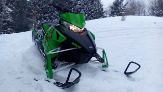 2. GoPro: On Lake TEST RIDE Arctic Cat ZR4000RR (top speed)
