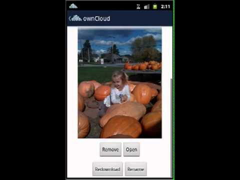 Video of ownCloud