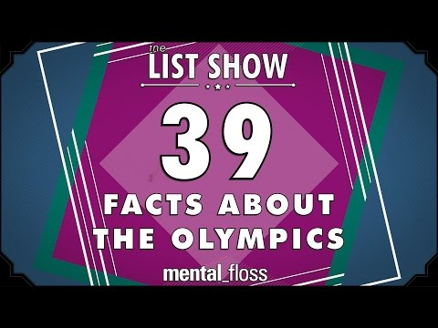 39 Fascinating Facts About the Olympics