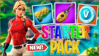 NY STARTER PACK! | Dansk Fortnite