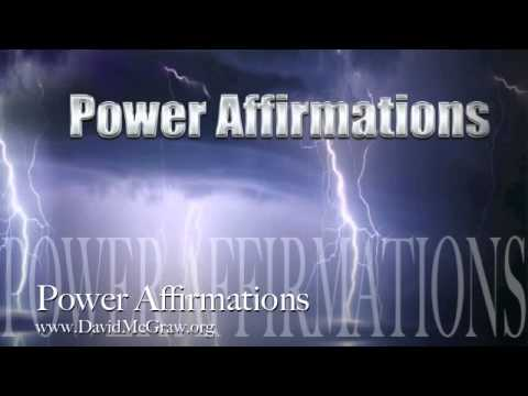 affirmations - Free Download Today @ http://www.pathways-to-peak-experience.com Discover just how phenomenal you truly are with 500 Power Affirmations. These positive affir...