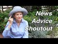News, BIG FIG, Shoutouts, Advice | Garden Workday | VlogNews, BIG FIG, Shoutouts, Advice | Garden Workday | Vlog<media:title />