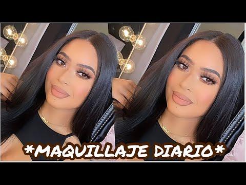 MI RUTINA DE MAQUILLAJE DIARIO 2020♡ TUTORIAL DE MAQUILLAJE EN ESPAÑOL | Maquillaje Natural !