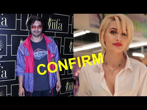Ali Fazal Confirm Working With Paris Jackson