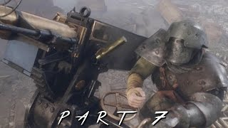 BATTLEFIELD 1 Walkthrough Gameplay Part 7 - Experimental Armor (BF1 Campaign)