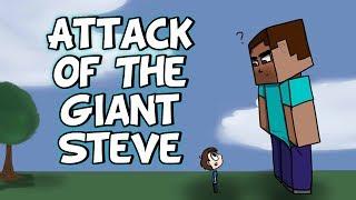 ATTACK OF THE GIANT STEVE - Gmod Sandbox