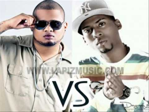 Lapiz Conciente Ft Fother - Round 1 Freestyle