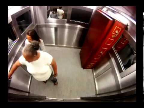 Korkudan Öldüren Şaka Tabutlu Asansör Şakası