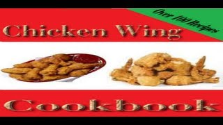 Chicken wing cookbook YouTube video