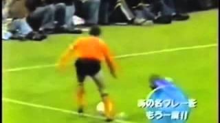Johan Cruyffs Trick gegen Schweden (1974)