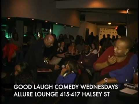 GOOD LAUGH COMEDY WEDNESDAY FEATURING CAPONE JERSEY JAY  DAWN B BABY BOY HAS