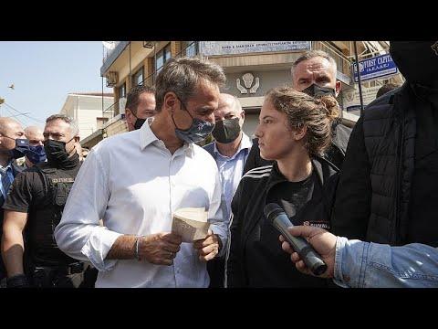 Κ. Μητσοτάκης στην Καρδίτσα: Δεσμεύτηκε για γρήγορη αποζημίωση των πληγέντων…