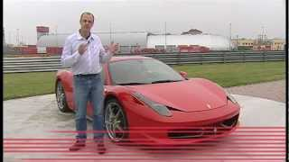 Ferrari 458 Italia 2009 | Full-throttle At Fiorano | Performance | Drive.com.au