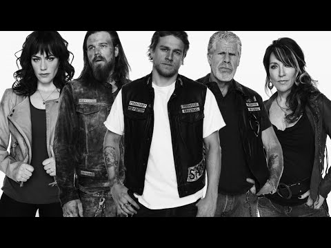 """All deaths of the members from """"Sons of Anarchy"""" (SPOILERS)"""