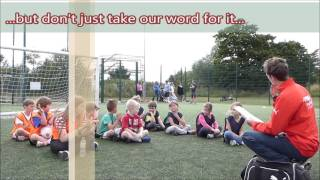 Football Parties UK - Making Children's Birthday's Special