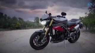 8. Triumph Speed Triple R (2016) - Road Test | Bike Social