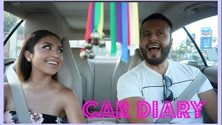 Car Diary: Just Letting You Know   Dulce Candy   6-11-16 by Dulce Candy