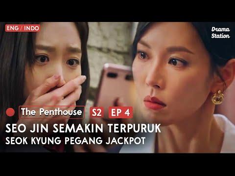 Penthouse Season 2 Episode 4 Full Sub Indo Seo-Jin Makin Naik Darah | Alur Cerita K-Drama