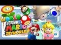 ABM: Super Mario 3D World (Mushroom & Flower World) HD Part 2