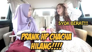 Video PRANK HP CHACHA HILANG. RICIS DIBENTAK HABIS-HABISAN.... MP3, 3GP, MP4, WEBM, AVI, FLV April 2019