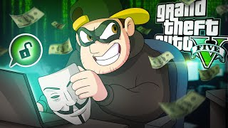 Chipart - GTA: HACKEAMOS O BANCO ‹ AM3NIC ›