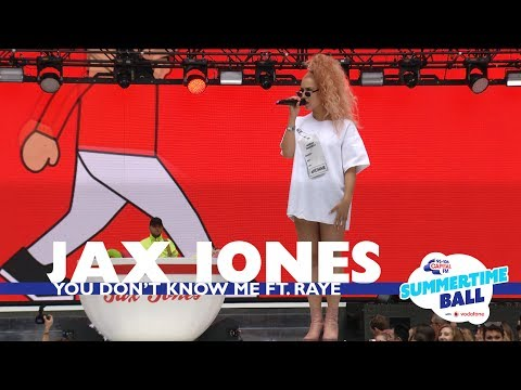 Jax Jones - 'You Don't Know Me' Ft. Raye