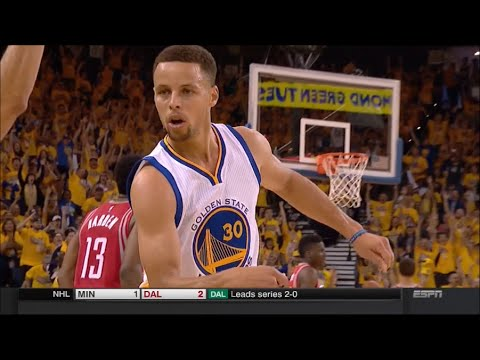 Warriors 2016 Playoffs: Round 1, Game 1 vs. Rockets