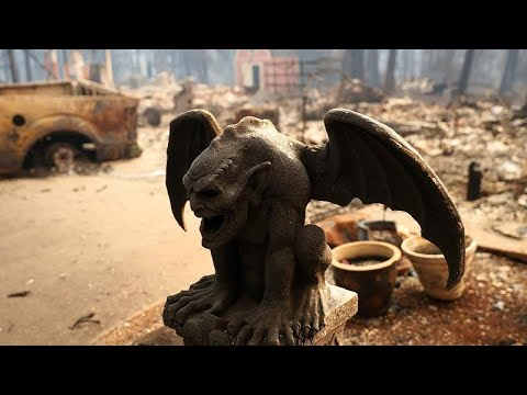 Καλιφόρνια: Αυξάνεται ο αριθμός των νεκρών από τις πυρκαγιές…