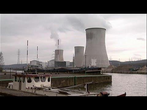 Ανησυχία για τα πυρηνικά εργοστάσια στο Βέλγιο
