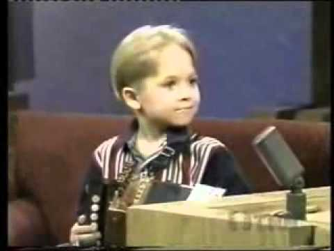 HUNTER HAYES (AGE 5)