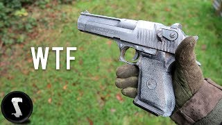 Scaring the SH!T out of Players with Super Realistic .50 DESERT EAGLE