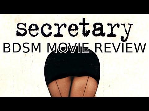 BDSM MOVIE REVIEW: Secretary (2002)
