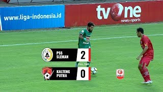 Video [Semifinal-Leg 2] Cuplikan Pertandingan PSS Sleman vs Kalteng Putra, 28 November 2018 MP3, 3GP, MP4, WEBM, AVI, FLV Desember 2018
