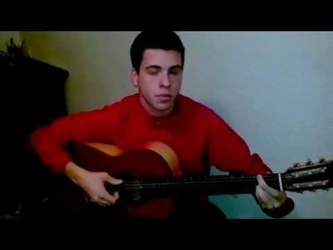 Parodiando a Pablo Alborán