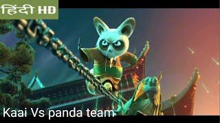 Nonton Kung Fu Panda 3  Kaai Vs Panda Team Fight Scene In Hindi Movie Clips Film Subtitle Indonesia Streaming Movie Download