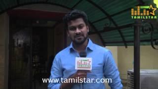 Deva at Aroopam Movie Trailer Launch