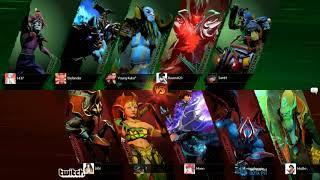 Mineski vs. TNC Pro Team AMD SAPPHIRE Dota Pit SEA Minor Qualifier Game 1