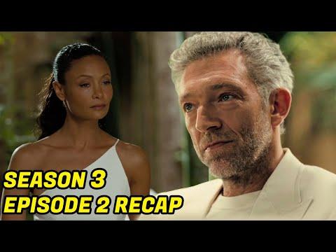 Westworld Season 3 Episode 2 Explained In Hindi