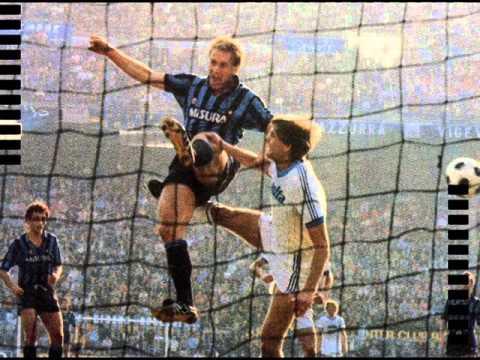 le videofoto del calcio anni '80!