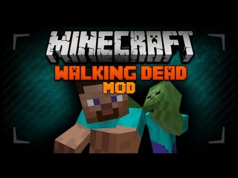 Minecraft – The Walking Dead Mod 1.7.10