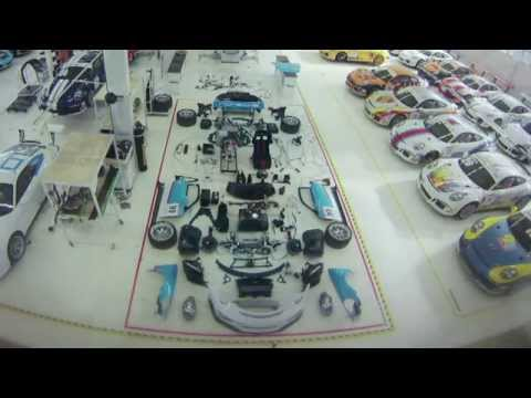 assemble - Have you ever wondered how a Porsche GT3 Cup car is being assembled? Take a look behind the scenes in this video.