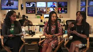 Video Angela Yee and Stacey Tisdale talk financial literacy MP3, 3GP, MP4, WEBM, AVI, FLV Agustus 2018