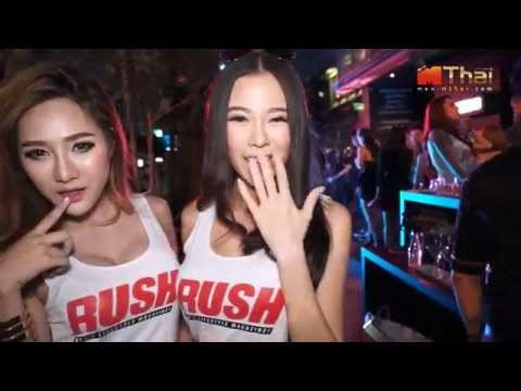 RUSH 5th Anniversary Rock Party - Hot Girl Thai Lan