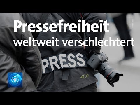 Reporter ohne Grenzen: Systematische Hetze gegen Journalisten in Europa
