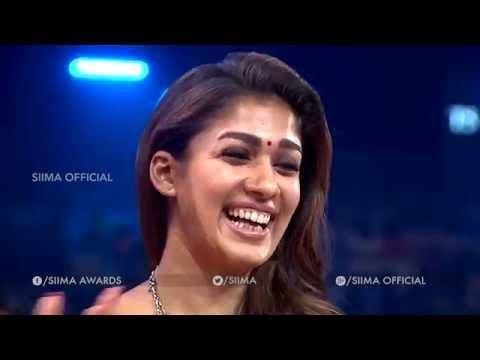 SIIMA 2016 Best Actress Tamil   Nayanthara - Naanum Rowdy Dhaan