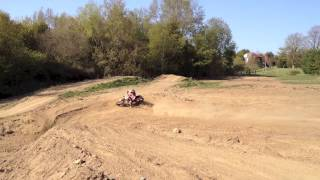 8. Electric Dirt Bike vs KTM 250 SX-F