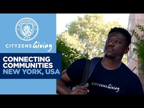 Video: Cityzens Giving | Connecting Communities in New York City