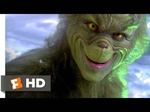 How the Grinch Stole Christmas (1/9) Movie CLIP – The Grinch and Whovenile Delinquents (2000) HD
